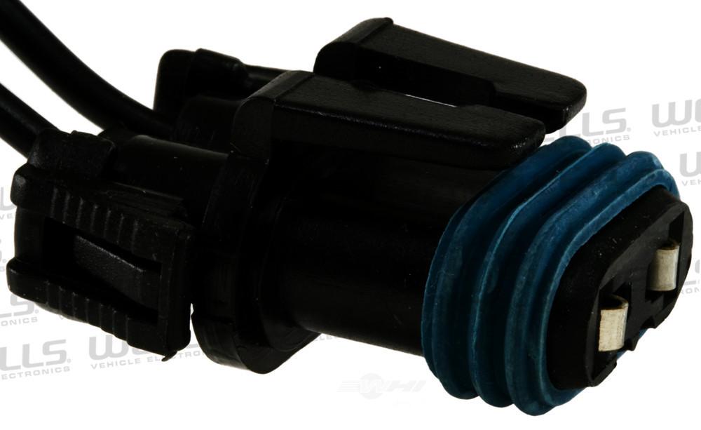 WVE BY NTK - Headlight High Beam Light Connector - WVE 6S1047