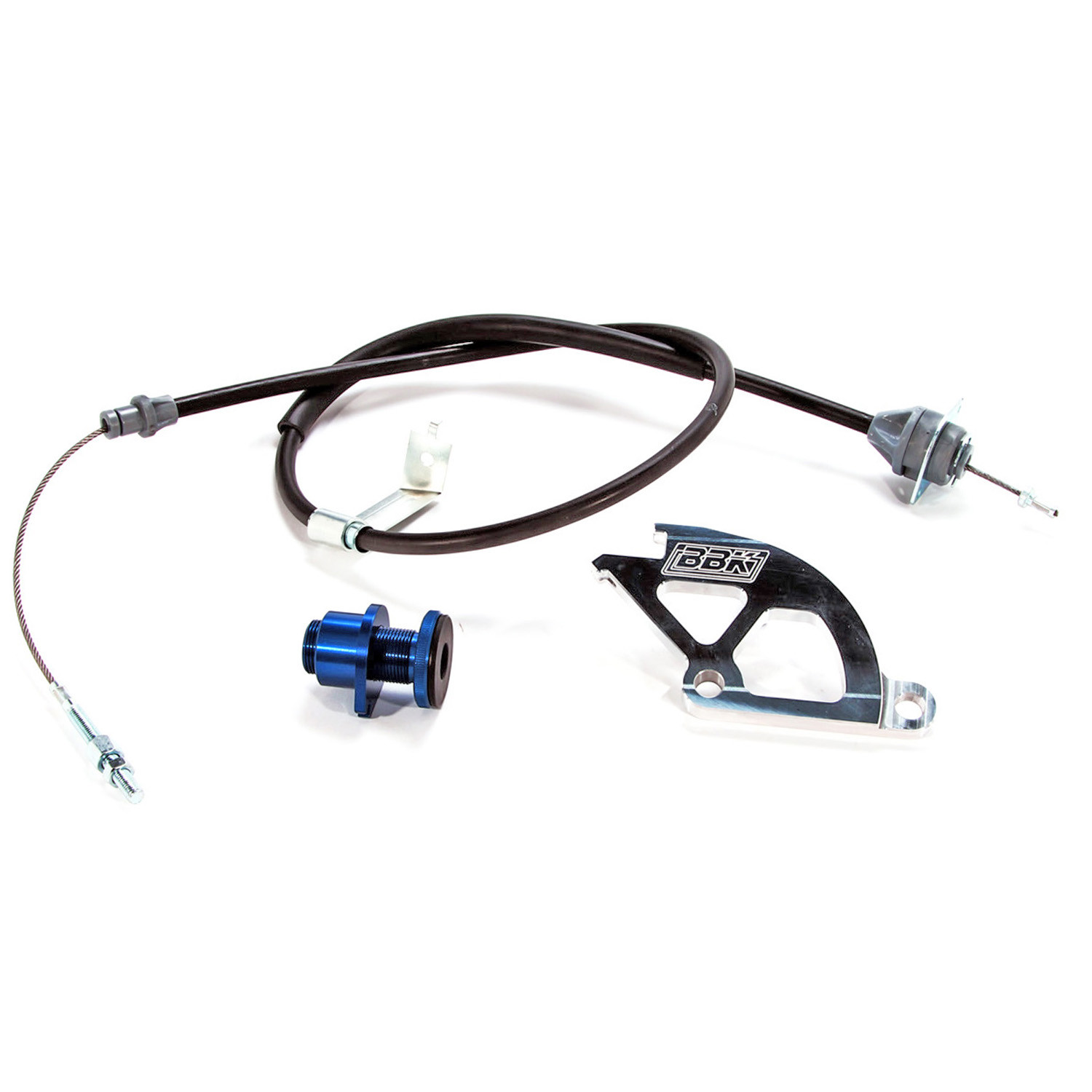 BBK PERFORMANCE PARTS - Clutch Quadrant And Cable Kit - XCV 15055