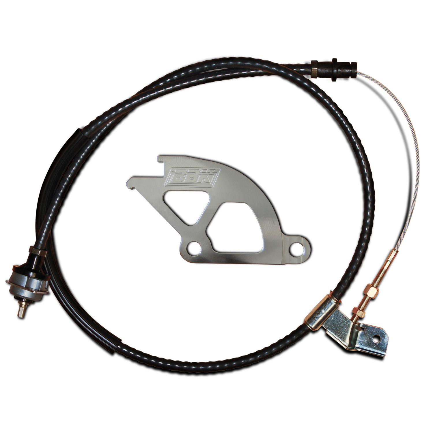 BBK PERFORMANCE PARTS - Clutch Quadrant And Cable Kit - XCV 1505