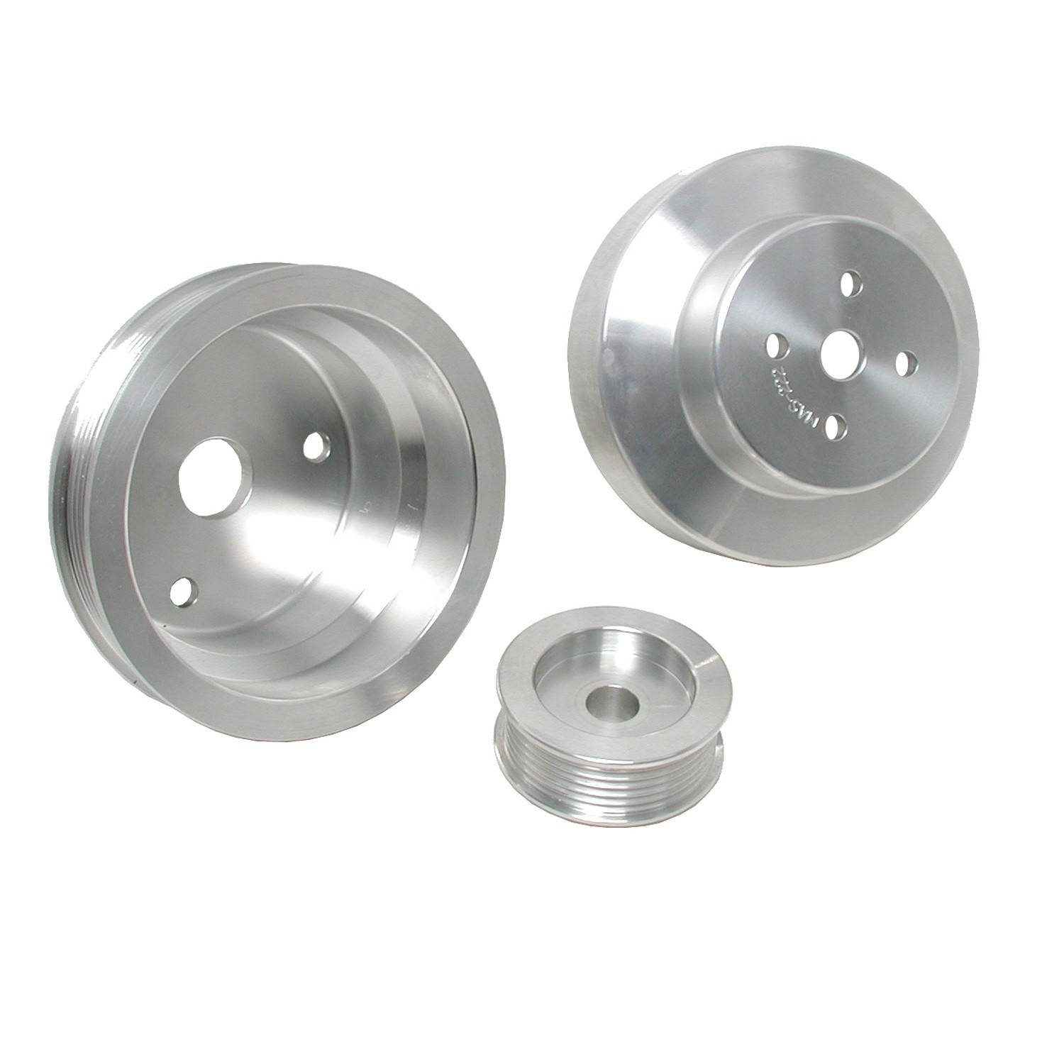 BBK PERFORMANCE PARTS - Power-Plus Series Underdrive Pulley System - XCV 1603
