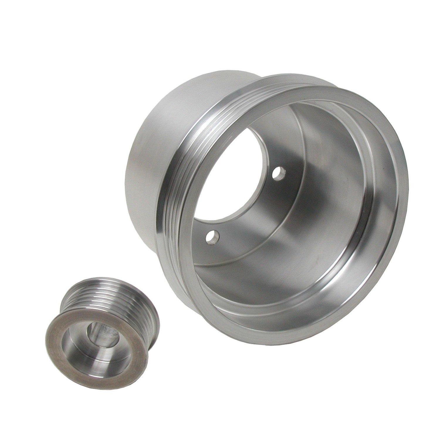 BBK PERFORMANCE PARTS - Power-Plus Series Underdrive Pulley System - XCV 1619