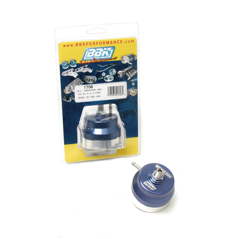 BBK PERFORMANCE PARTS - Fuel Injection Pressure Regulator - XCV 1706