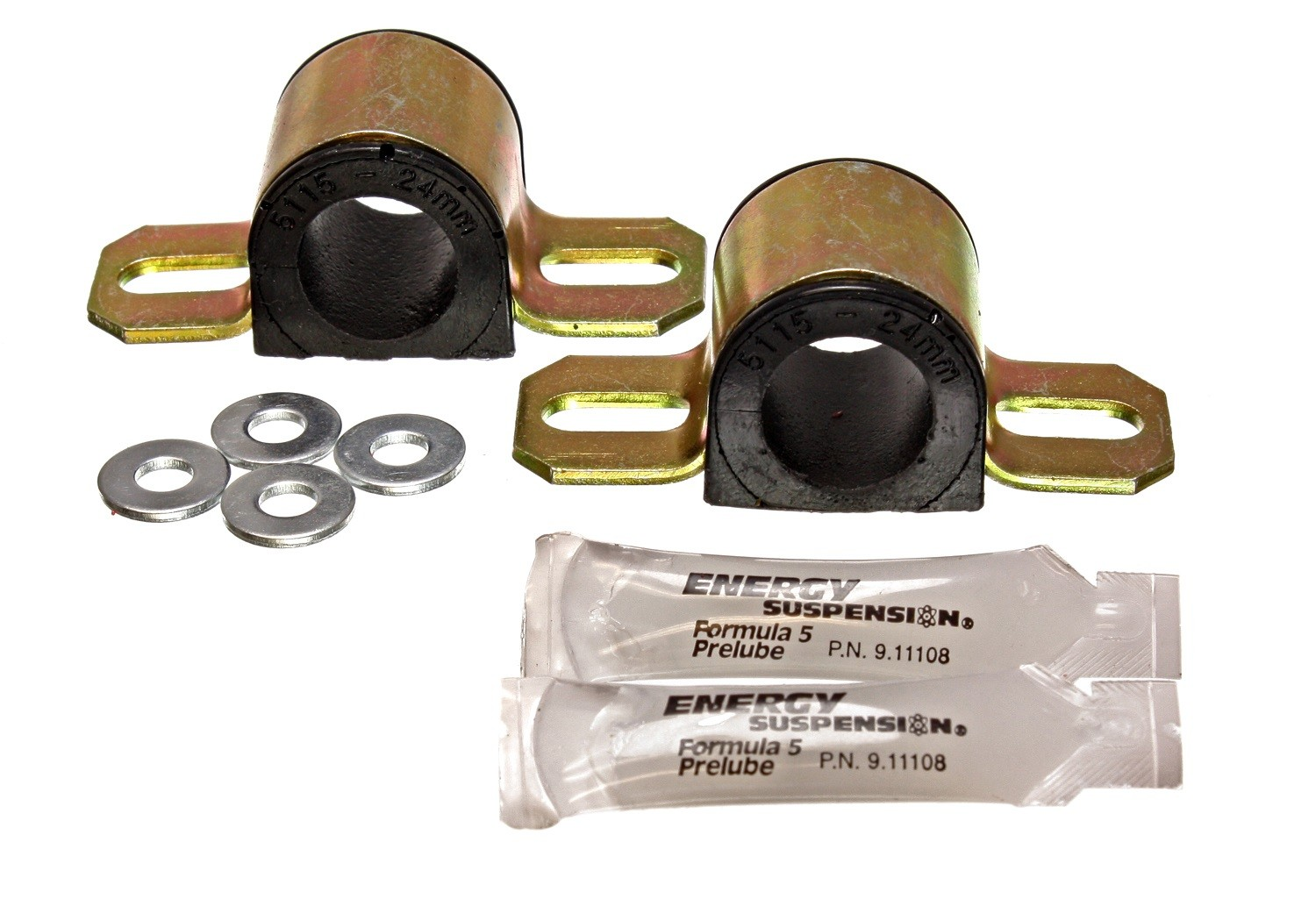 ENERGY SUSPENSION - Suspension Stabilizer Bar Bushing Kit (Front) - XGZ 11.5104G