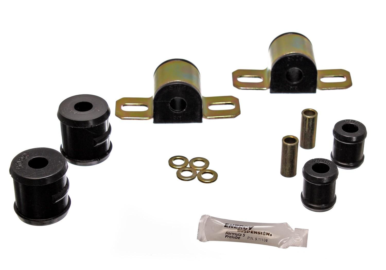 ENERGY SUSPENSION - Suspension Stabilizer Bar Bushing Kit (Rear) - XGZ 3.5112G