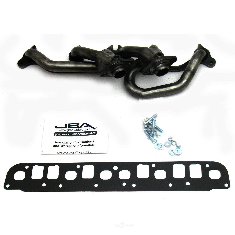 JBA RACING HEADERS - Exhaust Header - XL8 1527S