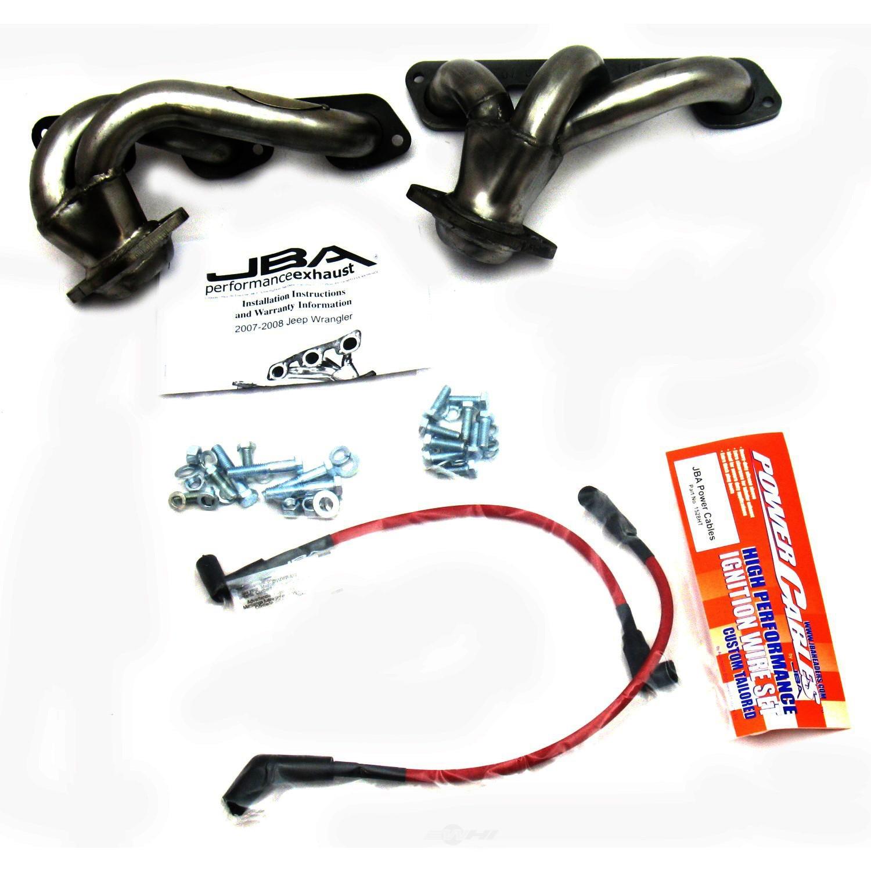 JBA RACING HEADERS - Exhaust Header - XL8 1528S