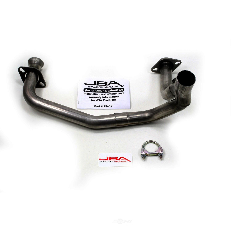 JBA RACING HEADERS - Exhaust Intermediate Pipe - XL8 2945SY
