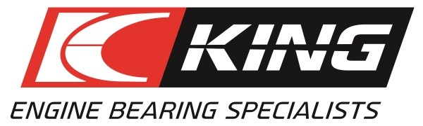KING BEARING - Engine Crankshaft Main Bearing Set - XLW MB5195AM