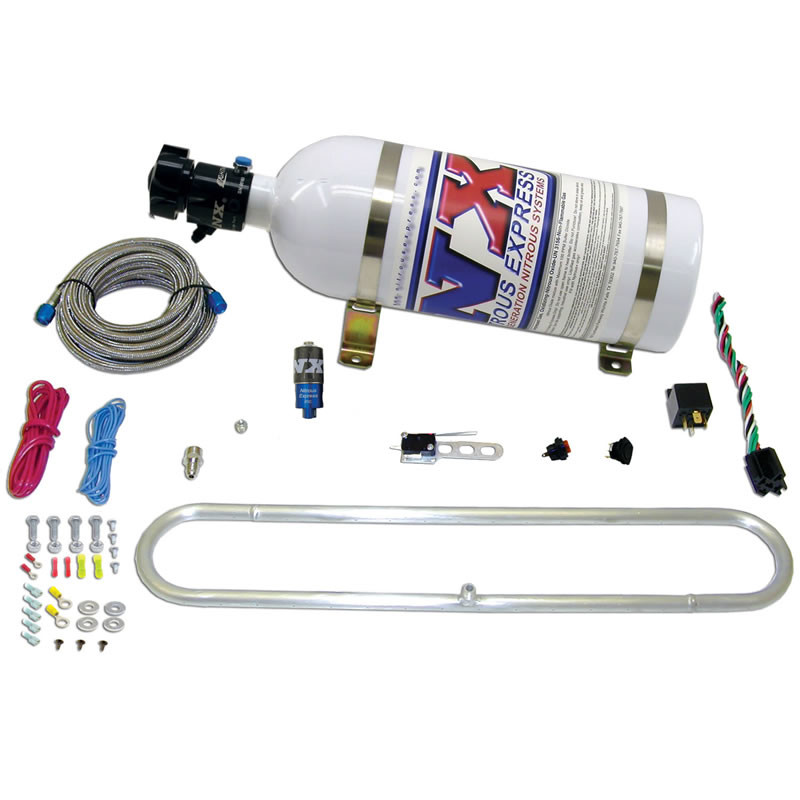 NITROUS EXPRESS - Intercooler Carbon Dioxide Sprayer Kit - XP6 20000-10