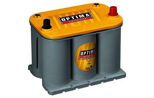 OPTIMA - Optima Yellow Battery - XPB YEL35