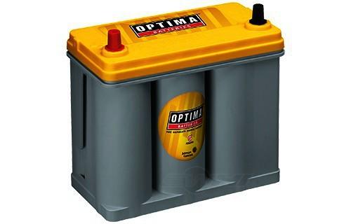 OPTIMA - Optima Yellow Battery - XPB YELPRIUS