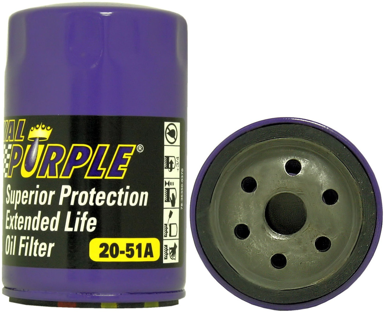 ROYAL PURPLE - Engine Oil Filter - XSJ 20-51A