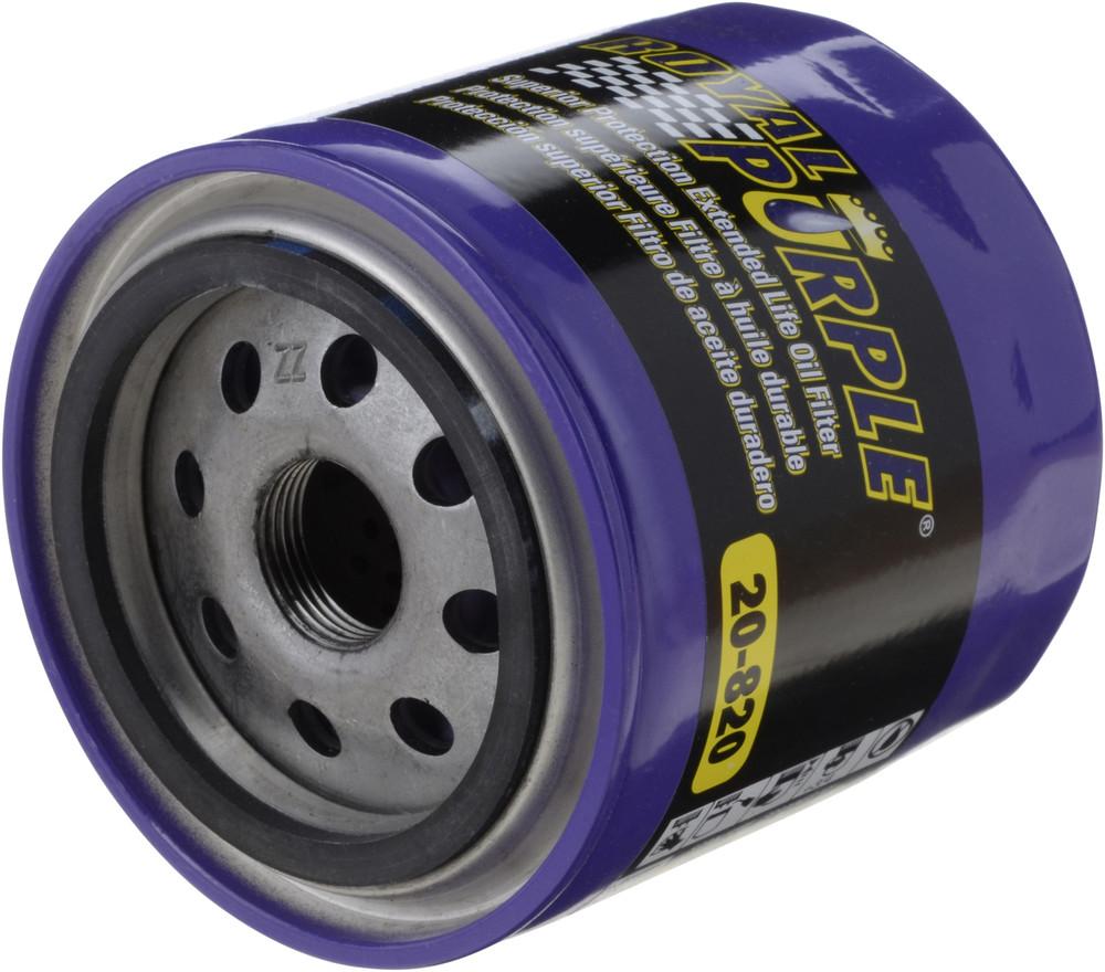 ROYAL PURPLE - Engine Oil Filter - XSJ 20-820