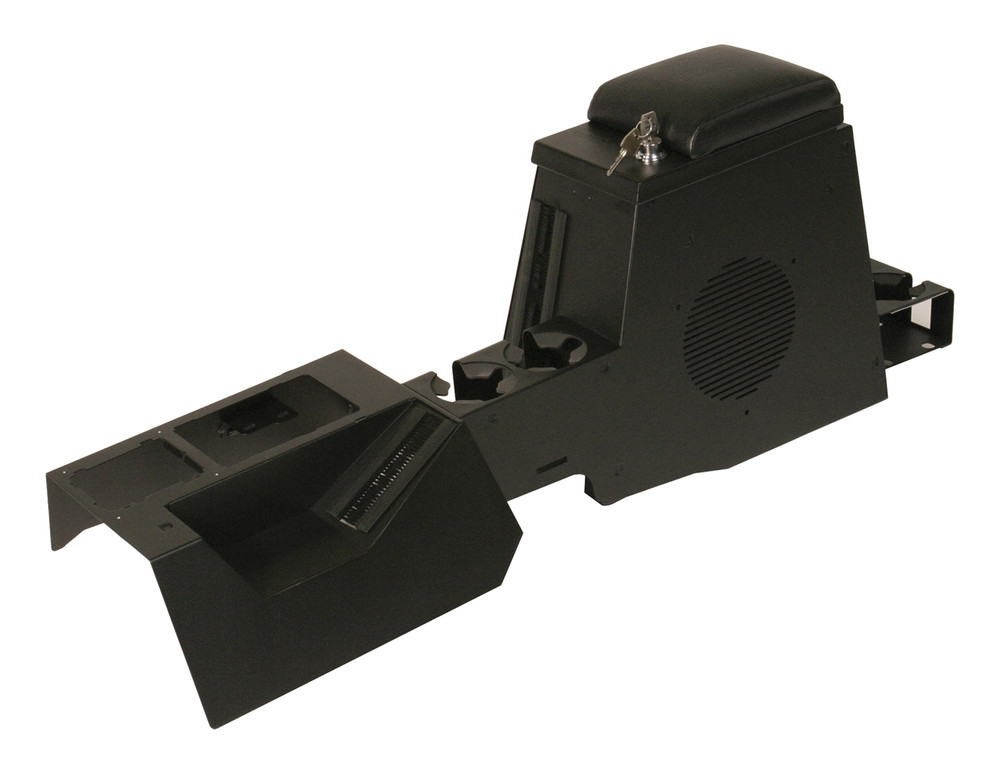TUFFY SEC - TJ Speaker Full Security Console - XWK 066-01