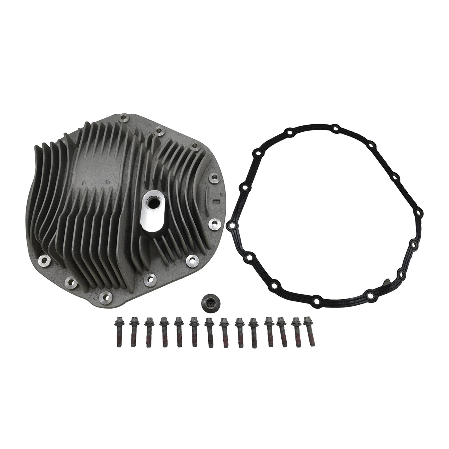 YUKON GEAR - Differential Cover (Rear) - YNG YP C5-C11.5